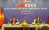 Страны АСЕАН  3 обсуждают финансовое сотрудничество