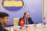 Вьетнам принял участие в 33-м диалоге АСЕАН-США