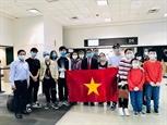 Đưa gần 350 công dân Việt Nam từ Houston (Hoa Kỳ) về nước