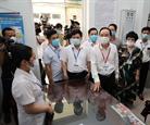 Bộ trưởng Phùng Xuân Nhạ kiểm tra công tác chuẩn bị thi tại Hà Nội