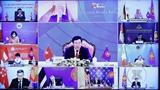 Hội nghị trực tuyến Bộ trưởng Ngoại giao ASEAN-Hoa Kỳ và ASEAN-Canada
