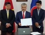 Việt Nam và Panama thúc đẩy quan hệ hợp tác song phương