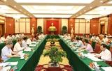 Tổng Bí thư Chủ tịch nước Nguyễn Phú Trọng chủ trì phiên họp Tiểu ban Văn kiện Đại hội XIII của Đảng