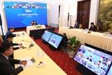 Phó Thủ tướng Bộ trưởng Ngoại giao Phạm Bình Minh chủ trì họp báo quốc tế thông tin về kết quả AMM 53 và các Hội nghị liên quan