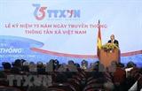 Premier vietnamita urge a VNA a mantener su posición como centro de información confiable del Partido y Estado