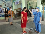 Bệnh viện Đà Nẵng mở cửa trở lại để khám chữa bệnh cho người dân