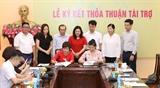 Ký thỏa thuận hỗ trợ cho trẻ em khó khăn thông qua Quỹ Bảo trợ trẻ em Việt Nam