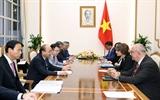 Thủ tướng Nguyễn Xuân Phúc tiếp các Đại sứ Hà Lan Bỉ và các nhà đầu tư châu Âu
