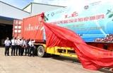 Вьетнам отправил первую партию кофе в ЕС в рамках EVFTA