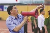 탄화FC 감독 사퇴 두고 이어지는 잡음