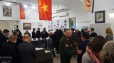 Выставка Камрань. Военное сотрудничество России и Вьетнама открылась в Санкт-Петербурге