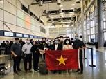 Возвращение вьетнамских граждан из США на Родину