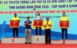 Quảng Ninh tổ chức Ngày chạy Olympic vì sức khỏe toàn dân