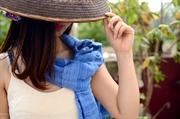 សំពត់សង្កិមយីហោ ហ័រទៀន Brocade (Hoa Tien)