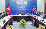 Hội nghị Quan chức cấp cao ASEAN về Phòng chống tội phạm xuyên quốc gia lần thứ 20
