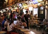 Ханой усиливает меры профилактики COVID-19 в общественных местах