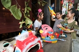 Trung thu Phố cổ Hà Nội với nhiều hoạt động truyền thống đặc sắc
