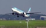 한국 베트남 및 러시아와 일부 항공노선을 재개하기로