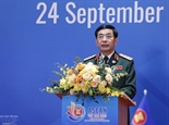 Главы сил обороны АСЕАН собрались на 17-е онлайн-заседание