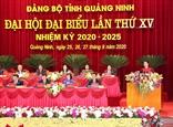 Chủ tịch Quốc hội Nguyễn Thị Kim Ngân dự Đại hội đại biểu Đảng bộ tỉnh Quảng Ninh lần thứ XV
