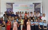 Thi vẽ tranh kỷ niệm 60 năm thiết lập quan hệ ngoại giao Việt Nam - Cuba