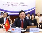 Hội nghị Bộ trưởng Ngoại giao Mekong-Hàn Quốc lần thứ 10