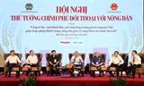 Thủ tướng Nguyễn Xuân Phúc đối thoại với nông dân miền Trung – Tây Nguyên