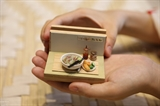 Miniature clay models capture Vietnamese cuisine