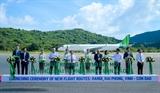 Lần đầu tiên có chuyến bay thẳng kết nối Hà Nội-Côn Đảo