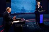 ທ່ານ Donald Trump ແລະ ທ່ານ Joe Biden ສູ້ຢັນກັນໃນການໂຕ້ວາທີຄັ້ງທຳອິດ
