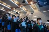'새로운 출발 KIS 제 23회 졸업식