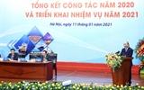 Thủ tướng Nguyễn Xuân Phúc: Petrovietnam cần chú trọng công tác xây dựng Đảng bộ trong sạch vững mạnh