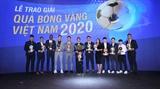 Văn Quyết và Huỳnh Như giành Giải thưởng Quả bóng Vàng Việt Nam 2020
