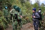 Bộ đội Biên phòng Lai Châu  ăn núi ngủ rừng trong giá rét để làm nhiệm vụ