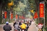 Ханой преображается в преддверии XIII всевьетнамского съезда КПВ