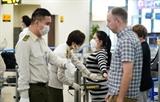 Контроль за авиационной безопасностью ужесточен для обслуживания XIII всевьетнамского съезда КПВ