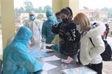 Вьетнам зарегистрировал еще 10 новых импортированных случаев COVID-19