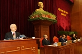 Toàn văn phát biểu của Tổng Bí thư Chủ tịch nước Nguyễn Phú Trọng khai mạc Hội nghị Trung ương 15 (khóa XII)