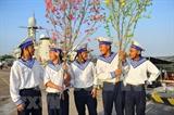 Передать Новый традиционный праздник в дальние морские буровые установки