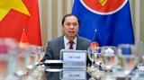Hội nghị Quan chức cấp cao (SOM) ASEAN trù bị cho Hội nghị hẹp Bộ trưởng Ngoại giao ASEAN