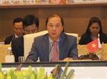 Вьетнам участвует в онлайновой встрече высокопоставленных официальных лиц АСЕАН