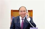 Премьер-министры Вьетнама и Австралии обсудили двусторонние отношения в ходе телефонных переговоров