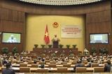 2021-2026 임기 국회 및 인민의회 대표 선거 중요 정치 사건