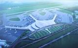 나이성 롱탄국제공항 연결 도로 건설