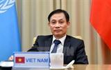 Protéger les intérêts nationaux contribuer au maintien de la paix et de la sécurité internationale