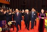 Подготовительная сессия принимает регламент работы XIII всевьетнамского съезда КПВ