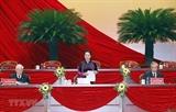 Communiqué de presse sur la réunion préparatoire du 13e Congrès national du Parti