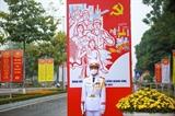Международные СМИ освещают XIII всевьетнамский съезд КПВ во Вьетнаме