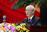 Le secrétaire général du Parti montre des orientations pour les 10 prochaines années