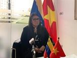 XIII Congreso Nacional del PCV será llave del futuro según embajadora venezolana